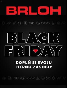 Brloh - Black Friday