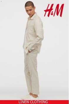 HM - Linen Clothing
