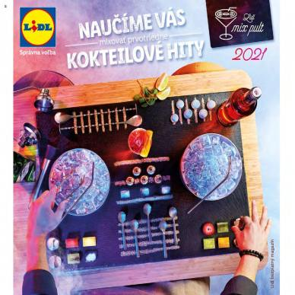 Lidl - Mix Pult