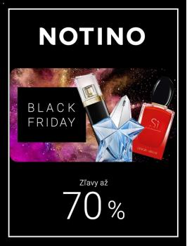 Notino - Black Friday