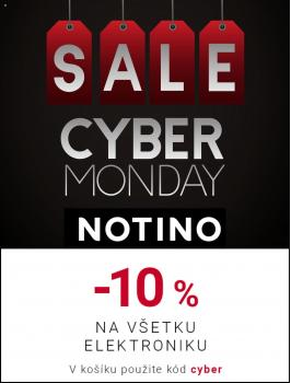 Notino - Cyber Monday