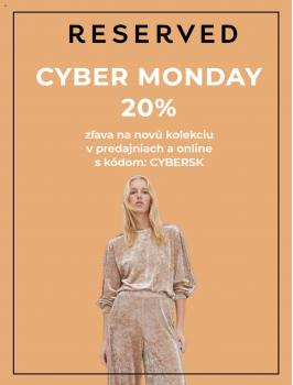 Reserved - Cyber Monday